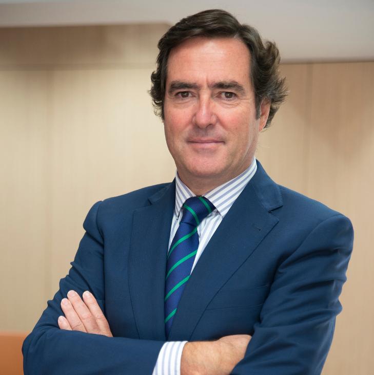 Antonio Garamendi Lecanda
