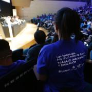 03.05.2017, Barcelona Foro Iberoamericano de la Juventut al CosmoCaixa.  foto: Fundesplai/Jordi Play