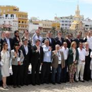 FotoFamilia-IX ConferenciaMinistrosTrabajoIberoamericanos-peq