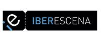 logotipo Iberescena