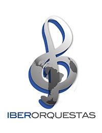 logotipo Iberorquestas juveniles